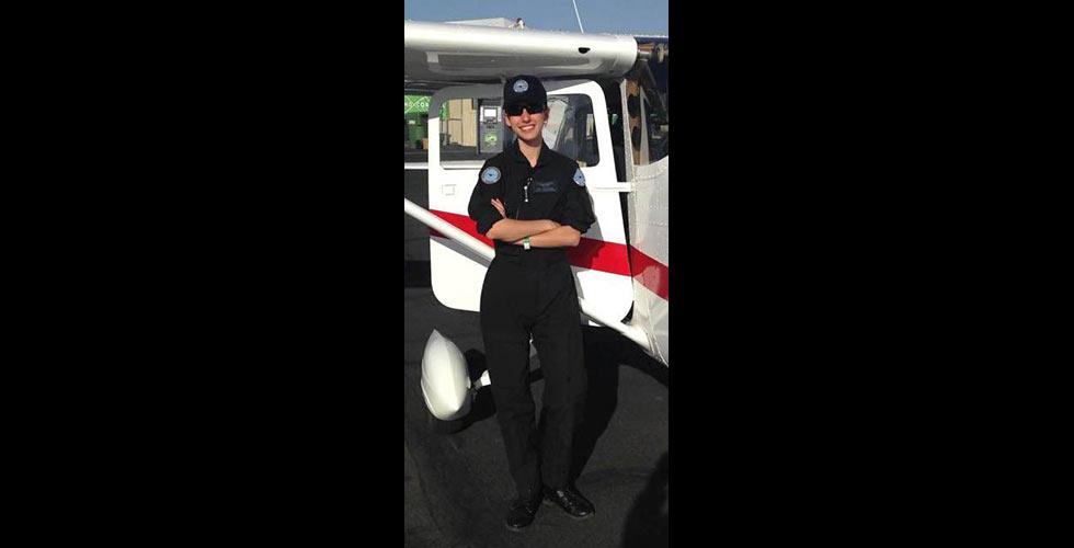 Pilot Investigator at Cal Cap Airshow